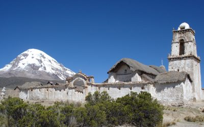 Caripe Community / SAJAMA NATIONAL PARK / Oruro